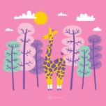 Jirafe_Illustration_Andrea_Tobar