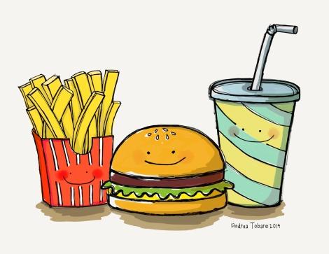 Junk Food_Andrea Tobar©